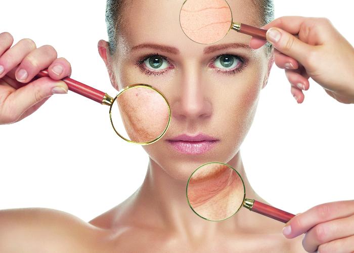 Kosmetik-Anti-Aging