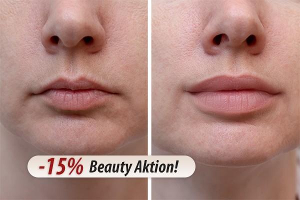 Schöne Lippen sind ein Hingucker!